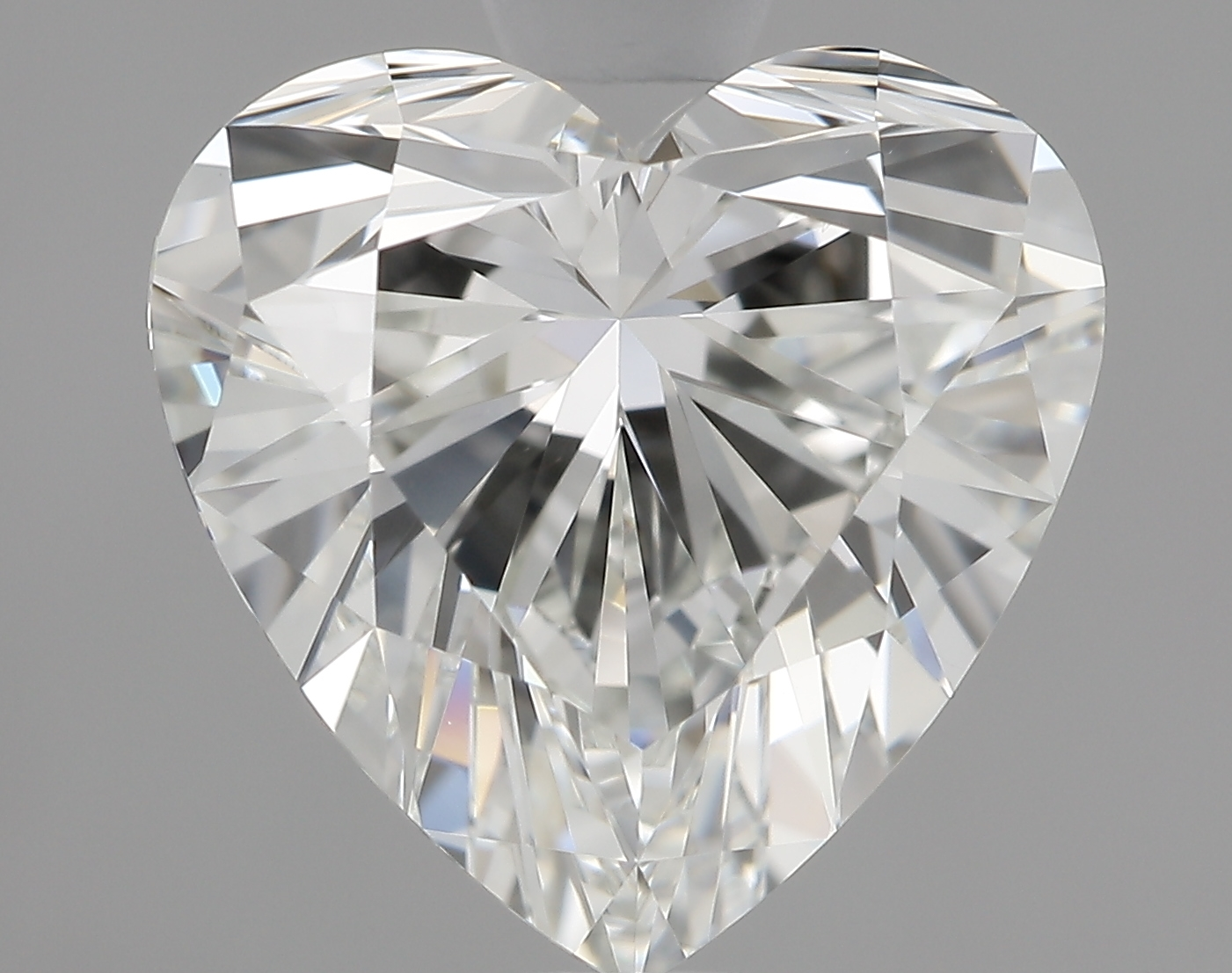 1.70 Carat H-VS1 Excellent Heart Diamond