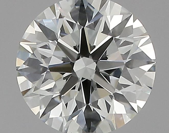 1.04 Carat J-VVS1 Ideal Round Diamond