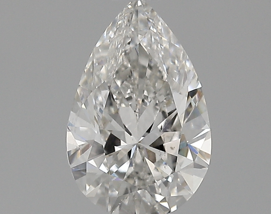 1.00 Carat H-VS2 Excellent Pear Diamond