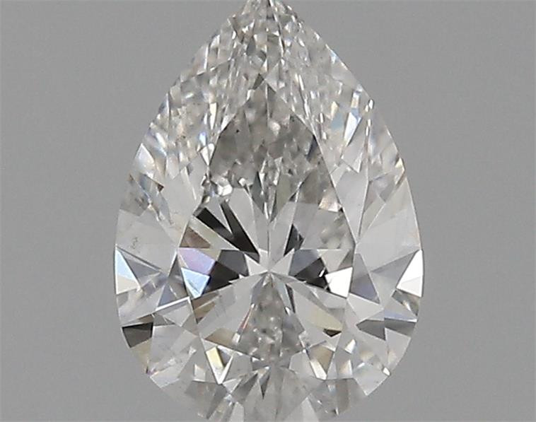 1.04 Carat G-SI1 Excellent Pear Diamond