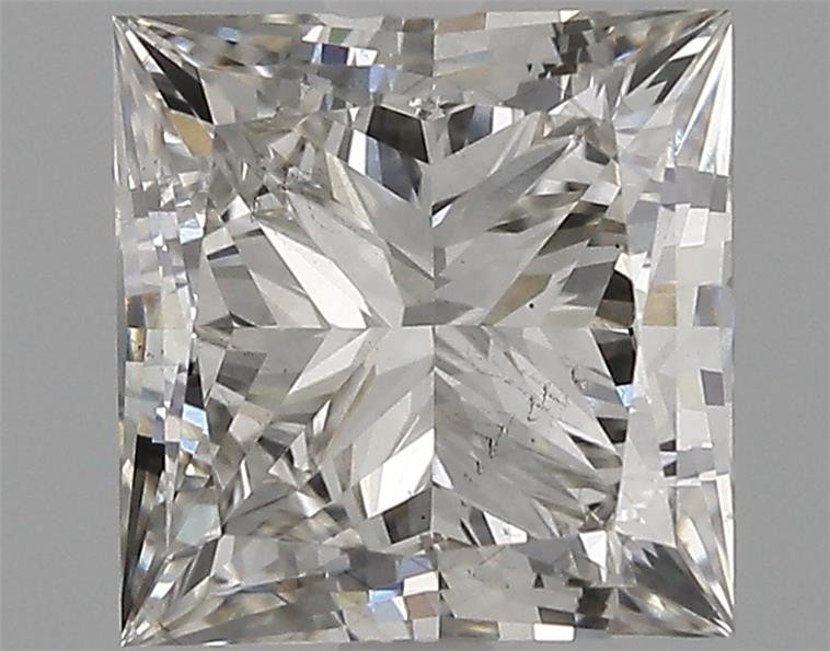 3.19 Carat I-VS2 Excellent Princess Diamond